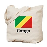Republic of Congo Tote Bag
