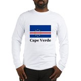 Cape Verde Long Sleeve T-Shirt