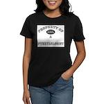 Property of a Pterylologist Women's Dark T-Shirt