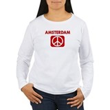 AMSTERDAM for peace T-Shirt