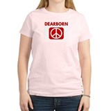 DEARBORN for peace T-Shirt