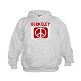 BERKELEY for peace Hoodie