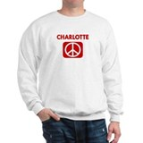 CHARLOTTE for peace Sweater