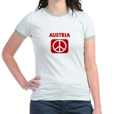 AUSTRIA for peace T