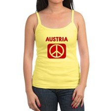 AUSTRIA for peace Jr.Spaghetti Strap