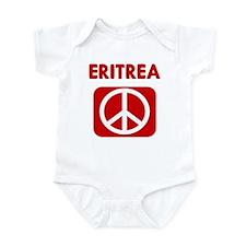 ERITREA for peace Infant Bodysuit