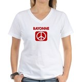 BAYONNE for peace Shirt