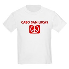 CABO SAN LUCAS for peace T-Shirt