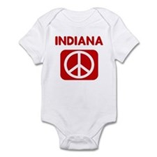 INDIANA for peace Infant Bodysuit