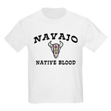 Navajo Native Blood T-Shirt