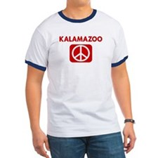 KALAMAZOO for peace T