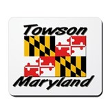 Towson Maryland Mousepad