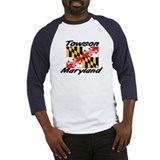 Towson Maryland Baseball Jersey