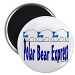 Polar Bears Magnet