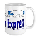 Polar Bears Large Mug