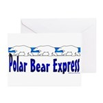 Polar Bears Greeting Cards (Pk of 10)