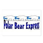 Polar Bears Postcards (Package of 8)