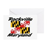 Rockville Maryland Greeting Cards (Pk of 10)