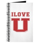 I Love U. Journal