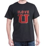 I Love U. Dark T-Shirt