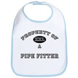 Property of a Pipe Fitter Bib