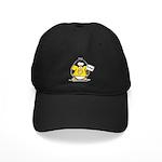 Do Good Penguin Black Cap