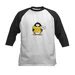 Do Good Penguin Kids Baseball Jersey