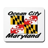 Ocean City Maryland Mousepad