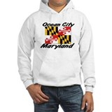 Ocean City Maryland Hoodie Sweatshirt