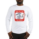 Year of The Rat 1972 Long Sleeve T-Shirt