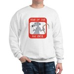 Year of The Rat 1972 Sweatshirt