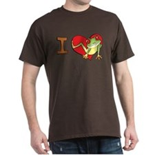 I heart frogs T-Shirt