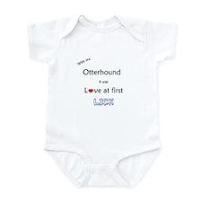 Otterhound Lick Infant Bodysuit