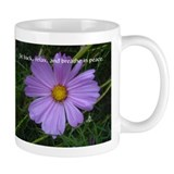 Breathe in Peace Mug