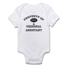 Property of a Personal Assistant Infant Bodysuit
