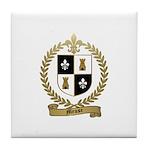 MEUSE Family Crest Tile Coaster