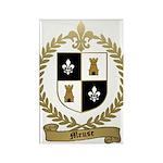 MEUSE Family Crest Rectangle Magnet (100 pack)