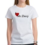 I Heart Mr. Darcy Women's T-Shirt
