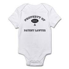 Property of a Patent Lawyer Infant Bodysuit