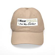 I Wear Pearl 3 (Sister LC) Baseball Cap