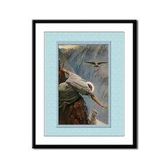 Good Shepherd-Soord-9x12 Framed Print