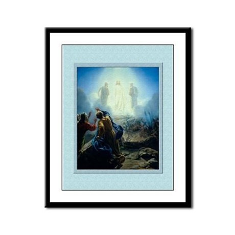 Transfiguration-Bloch-9x12 Framed Print