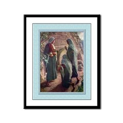 Women at the Tomb-Copping-9x12 Framed Print