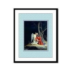 Gethsemane-Bloch-9x12 Framed Print