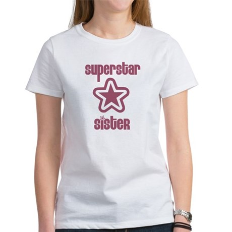 Superstar Sister Women's T-Shirt