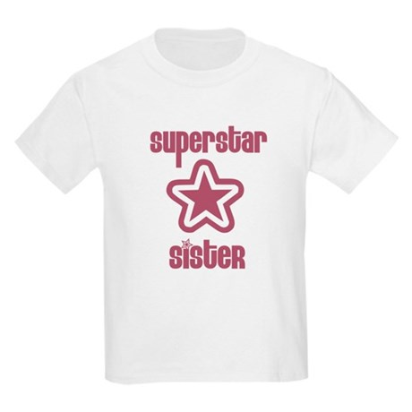 Superstar Sister Kids Light T-Shirt