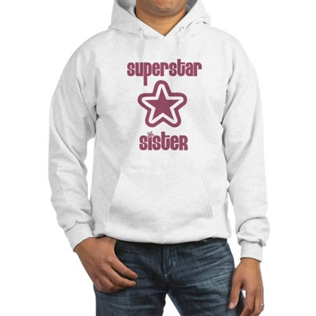 Superstar Sister Hooded Sweatshirt