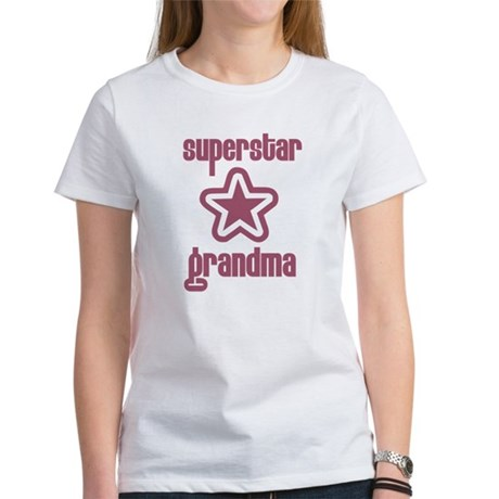 Superstar Grandma Women's T-Shirt