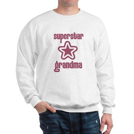 Superstar Grandma Sweatshirt