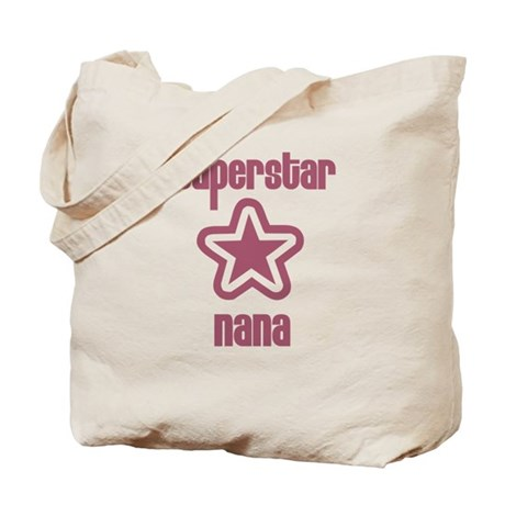 Superstar Nana Tote Bag